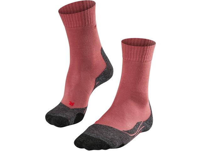 Falke TK2 Trekking Socks Damen mixed berry